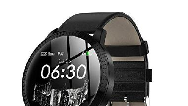 CF18 G Sensor Heart rate sensor Blue tooth ISO Android compatible APP smart watch