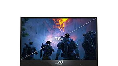 "ASUS ROG Strix Scar II GL704GV-DS74 Gaming and Business Laptop (Intel i7-8750H 6-Core, 32GB RAM, 2TB HDD + 1TB Sata SSD, 17.3"" FHD IPS (1920x1080), GeForce RTX 2060, RGB KB, Win 10 Pro) VR Ready"