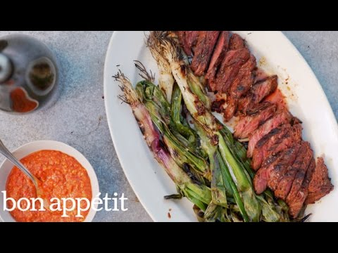 How to Grill Short Ribs | Bon Appetit